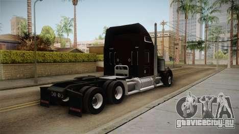 Kenworth W900 ATS 6x2 Middit Cab Normal для GTA San Andreas