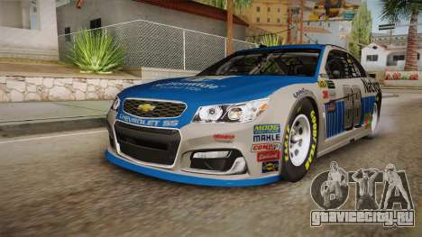Chevrolet SS Nascar 88 Nationwide 2017 для GTA San Andreas
