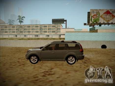 Great Wall Hover H2 для GTA San Andreas вид слева