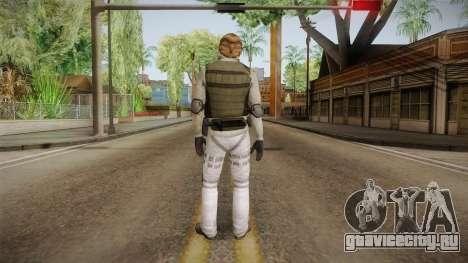 007 EON Nikolai Diavolo-Willem Dafoe для GTA San Andreas третий скриншот