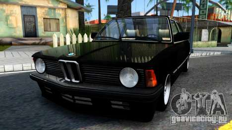BMW 316 E21 для GTA San Andreas