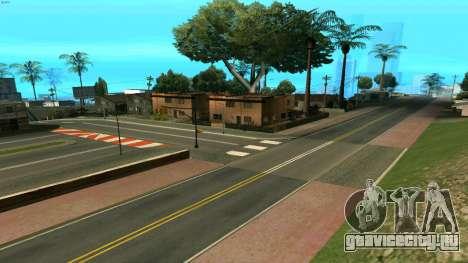 Русские дороги полная версия для GTA San Andreas четвёртый скриншот