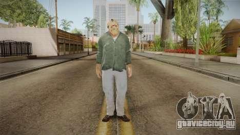 Friday The 13th - Jason Voorhees Part III для GTA San Andreas второй скриншот