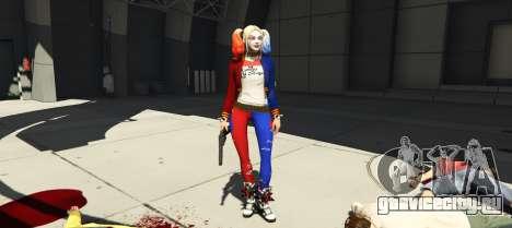 Harley Quinn from DC Legends для GTA 5