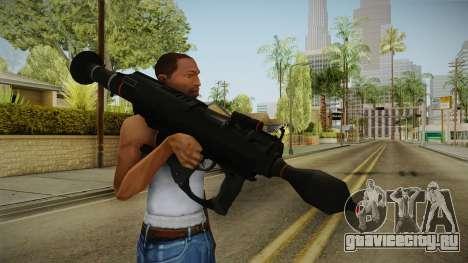 Blacklight: Retribution - RL2a Swarm для GTA San Andreas третий скриншот