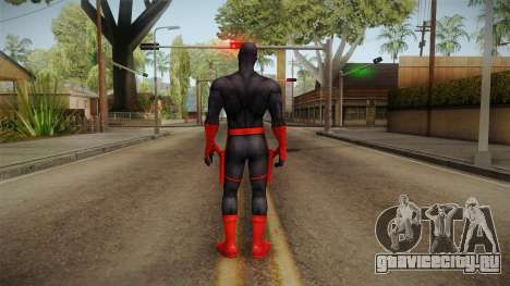 Marvel Future Fight - Daredevil (Shadowland) для GTA San Andreas третий скриншот