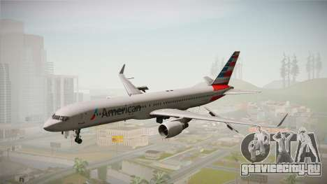 Boeing 757-200 American Airlines для GTA San Andreas
