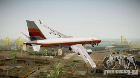 Boeing 757-200 Pacific Southwest Airlines для GTA San Andreas вид справа
