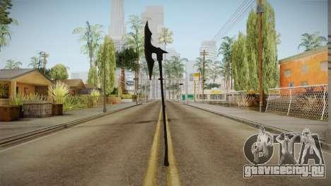 The Elder Scrolls V: Skyrim - Executioner Axe для GTA San Andreas второй скриншот