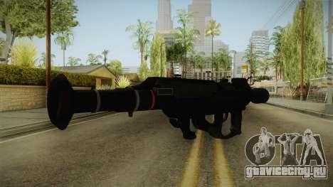 Blacklight: Retribution - RL2a Swarm для GTA San Andreas второй скриншот