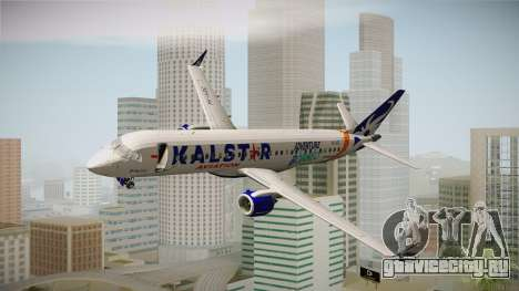 E-195 KalStar Aviation для GTA San Andreas