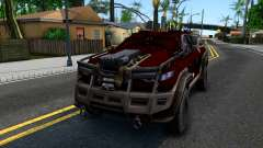 Tactical Vehicle для GTA San Andreas