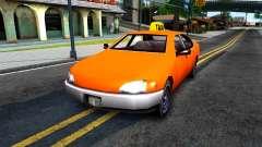 Kuruma GTA 3 Taxi