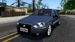 Fiat Siena бирюзовый для GTA San Andreas