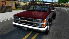 Chevrolet Silverado SA Style для GTA San Andreas