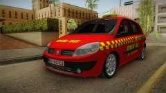 Renault Scenic Mk2 Crveni Taxi