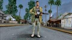 SKIN GTA ONLINE DLC для GTA San Andreas