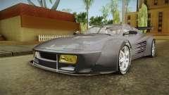 Ferrari 512 TR Widebody