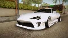 Toyota Supra 8Pralift для GTA San Andreas
