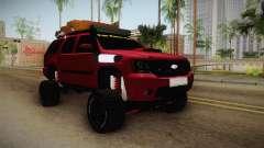 Chevrolet Tahoe Semi Offroad VZLA Edition