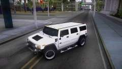 Hummer H2 Loud Sound Quality для GTA San Andreas