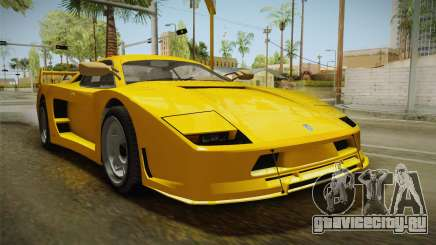 GTA 5 Grotti Turismo Classic для GTA San Andreas