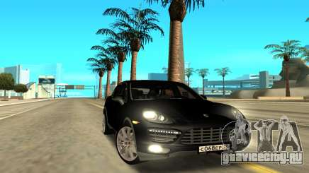Porsche Cayenne Turbo S для GTA San Andreas