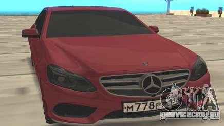 Mercedes Benz E500 W21 для GTA San Andreas