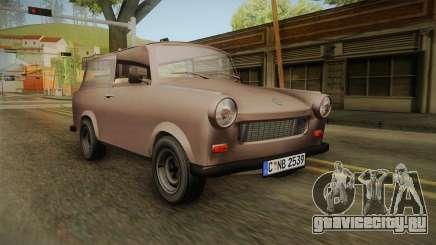Trabant 601 Kombi для GTA San Andreas