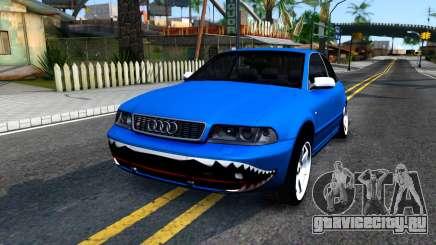 Audi S4 Dark Shark для GTA San Andreas