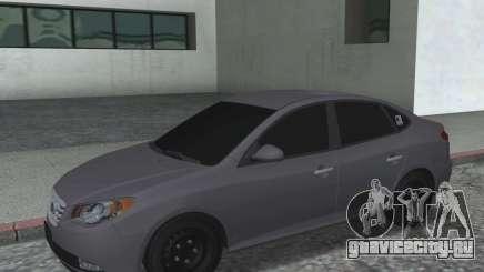 Hyundai Elantra для GTA San Andreas