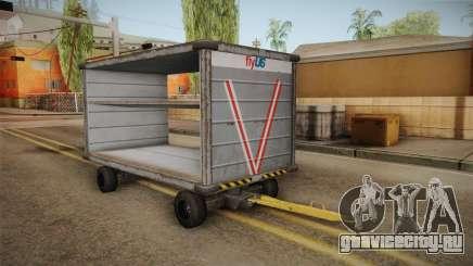 GTA 4 Airport Trailer 1 для GTA San Andreas