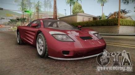 GTA 5 Progen GP1 для GTA San Andreas