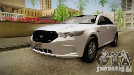 Ford Taurus Unmarked 2014 для GTA San Andreas