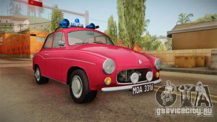 FSM Syrena 105 Milicja для GTA San Andreas