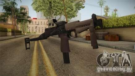 Battlefield 4 - SR-2 для GTA San Andreas