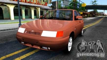 ВАЗ 2112 Бронзовый для GTA San Andreas