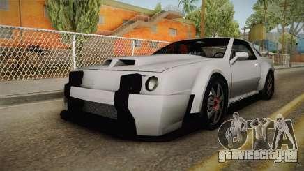 Razors Buffalo для GTA San Andreas