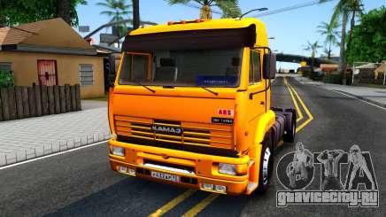 КамАЗ 5460 v2 для GTA San Andreas