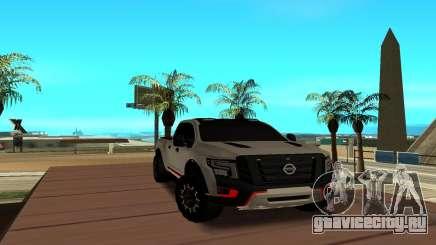 Nissan Titan для GTA San Andreas