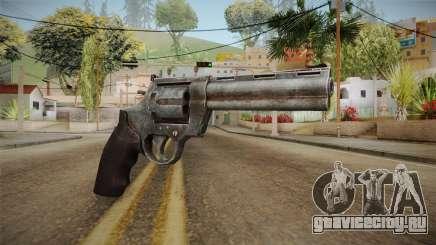 Survarium - Magnum Revolver для GTA San Andreas