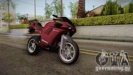 EFLC TLaD Pegassi Bati 801 v2 для GTA San Andreas