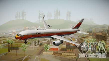 Boeing 757-200 Pacific Southwest Airlines для GTA San Andreas