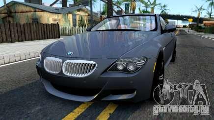 BMW M6 2005 для GTA San Andreas