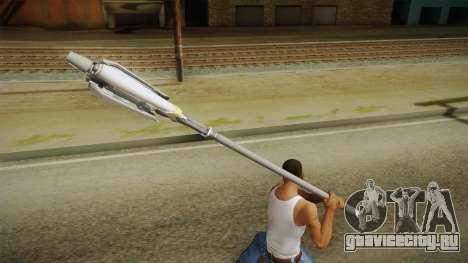 Overwatch 9 - Mercys Wand для GTA San Andreas третий скриншот