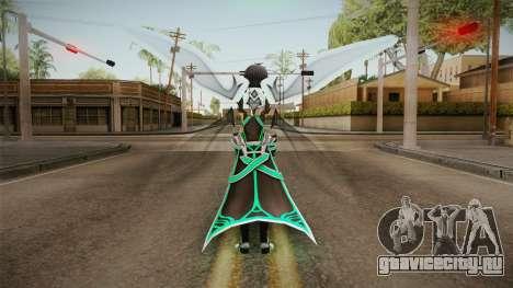 The Lost Song - Kirito Alo для GTA San Andreas