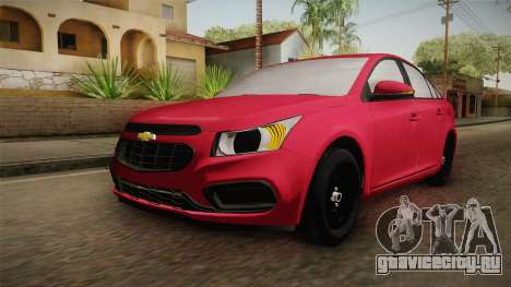 Chevrolet Cruze LS Beta для GTA San Andreas