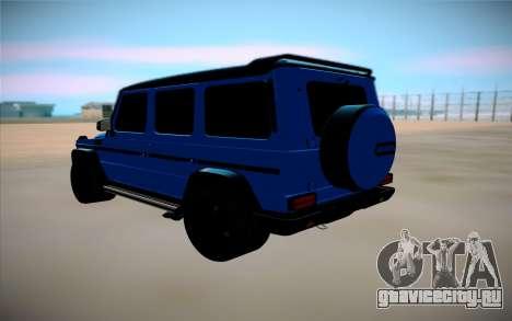 Mercedes-Benz G Brabus для GTA San Andreas