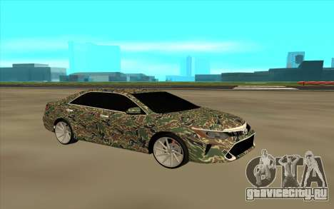Toyota Camry V55 3.5 для GTA San Andreas