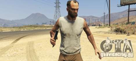 Throwing Knives 1.1 для GTA 5